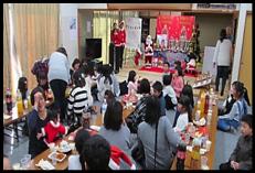 大台東 クリスマス会2