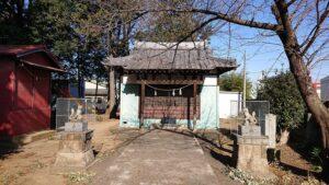 萱場稲荷神社
